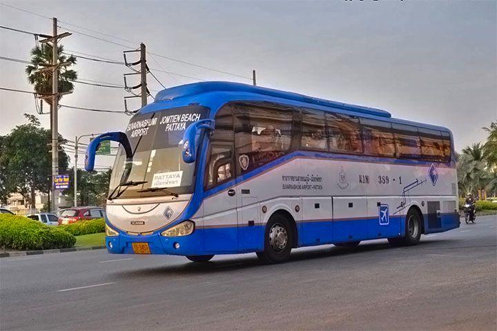 Автобусные рейсы